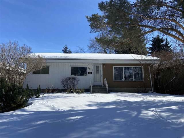 9151 150 Street, Edmonton, AB T5R 1G2 (#E4190345) :: Initia Real Estate