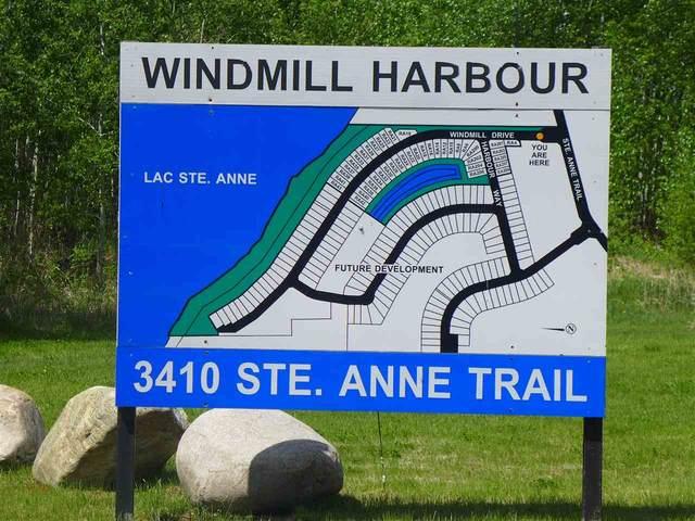 5 3410 Ste Anne Trail, Rural Lac Ste. Anne County, AB T0E 0A1 (#E4191158) :: Müve Team | RE/MAX Elite