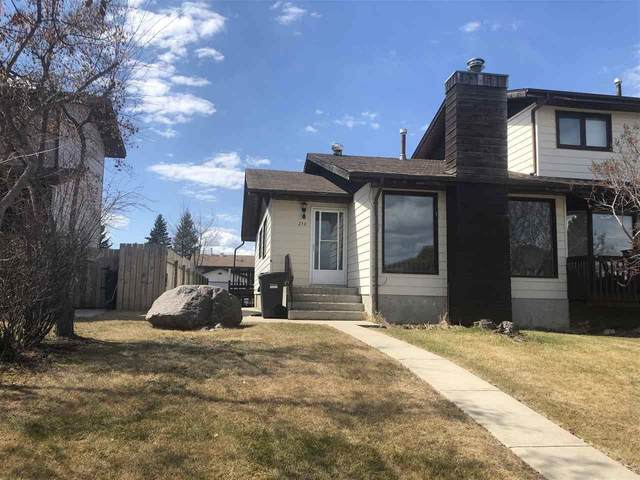 215 19 Street, Cold Lake, AB T9M 1C4 (#E4191711) :: Müve Team | RE/MAX Elite