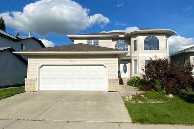 4409 59 Street, Beaumont, AB T4X 1P4 (#E4192431) :: Initia Real Estate