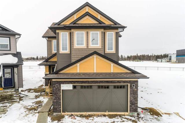23 Copperhaven Drive, Spruce Grove, AB T7X 0Y6 (#E4192526) :: Müve Team | RE/MAX Elite