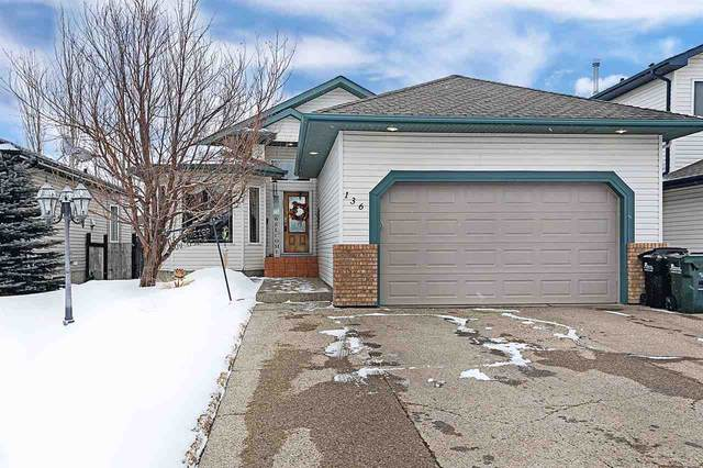 136 Forrest Drive, Sherwood Park, AB T8A 5Z9 (#E4192780) :: The Foundry Real Estate Company
