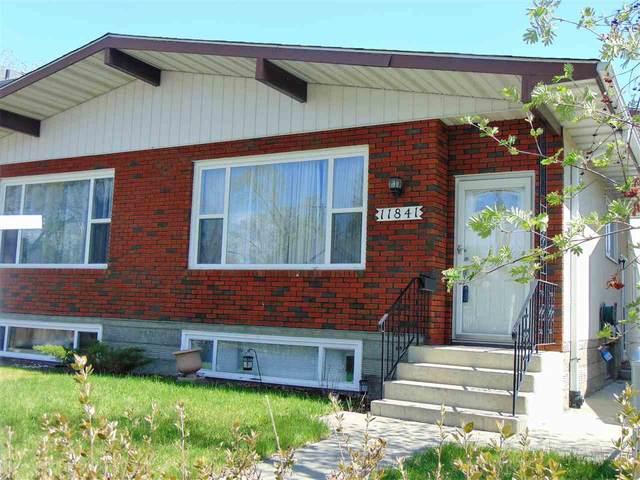 11841 123 Street NW, Edmonton, AB T5L 0G7 (#E4193101) :: Müve Team | RE/MAX Elite