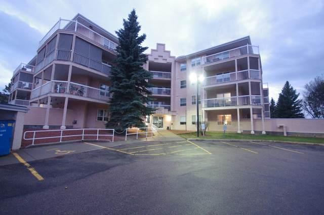 306 17519 98A Avenue, Edmonton, AB T5T 5T8 (#E4193199) :: Müve Team | RE/MAX Elite