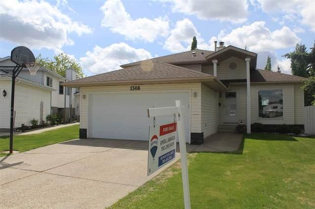 1308 49A Street, Edmonton, AB T6L 6H6 (#E4193598) :: Müve Team   RE/MAX Elite
