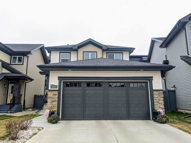 7621 Getty Link, Edmonton, AB T5T 4K9 (#E4194216) :: Müve Team | RE/MAX Elite