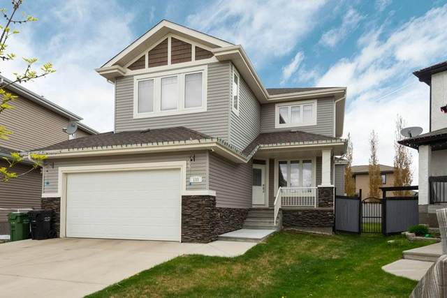 133 Bridgeport Court, Leduc, AB T9E 0M2 (#E4195397) :: Müve Team | RE/MAX Elite