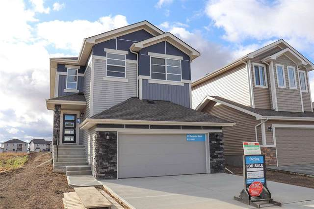 29 Sequoia Bend, Fort Saskatchewan, AB T8L 0J2 (#E4196121) :: The Foundry Real Estate Company