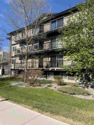 303 11827 105 Street, Edmonton, AB T5G 2N1 (#E4196544) :: The Foundry Real Estate Company
