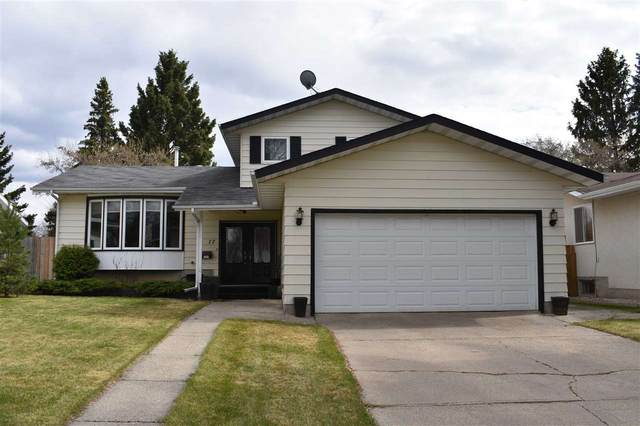 17 Livingstone Crescent, St. Albert, AB T8N 2H2 (#E4196645) :: The Foundry Real Estate Company