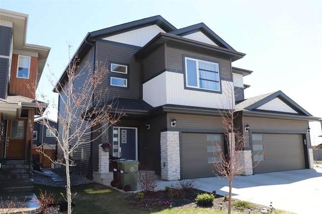 811 Berg Loop, Leduc, AB T9E 1G7 (#E4197273) :: Initia Real Estate
