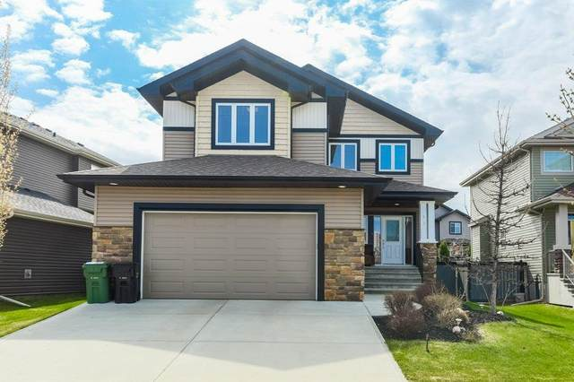 303 Bridgeport Place, Leduc, AB T9E 0M2 (#E4197483) :: Müve Team | RE/MAX Elite