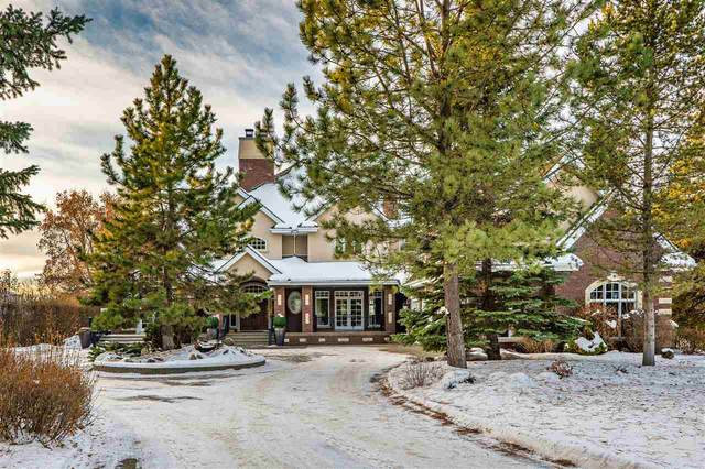 5604 Whitemud Road, Edmonton, AB T6H 4N3 (#E4197647) :: The Foundry Real Estate Company