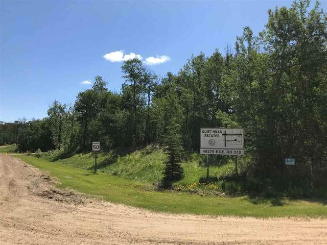 #102 49379 Range Rd. 212, Rural Camrose County, AB T0B 1W0 (#E4198841) :: The Foundry Real Estate Company