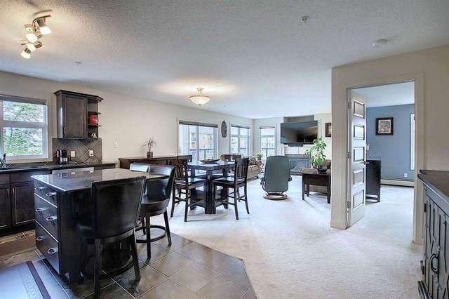 332 11603 Ellerslie Road, Edmonton, AB T6W 0J3 (#E4198858) :: The Foundry Real Estate Company