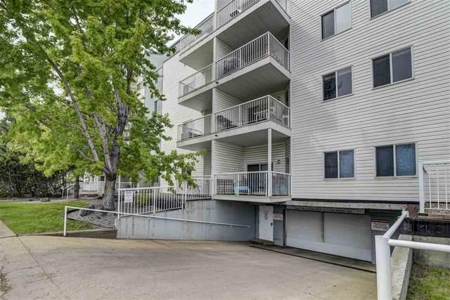 306 11446 40 Avenue, Edmonton, AB T6J 0R5 (#E4199013) :: Initia Real Estate