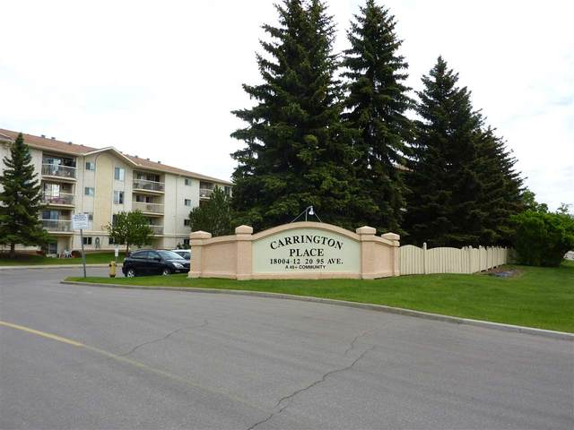 #405 18020 95 Avenue, Edmonton, AB T5T 6B2 (#E4199545) :: Müve Team | RE/MAX Elite