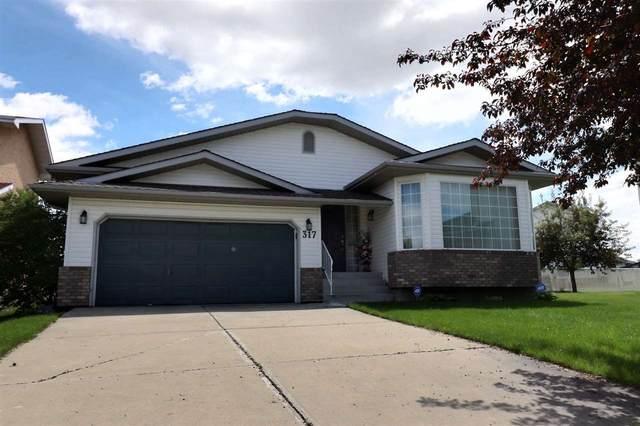 317 Hollick-Kenyon Road, Edmonton, AB T5Y 2T4 (#E4200025) :: Müve Team | RE/MAX Elite