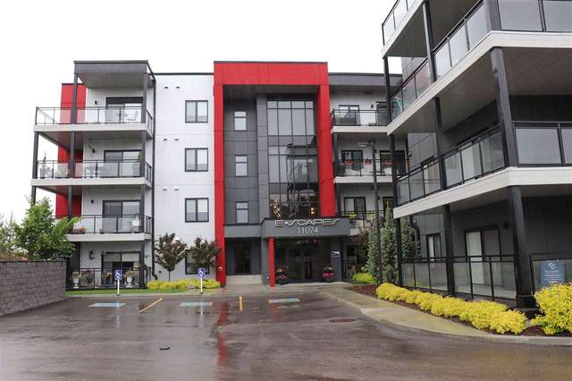 428 11074 Ellerslie Road, Edmonton, AB T6W 2C2 (#E4201085) :: RE/MAX River City
