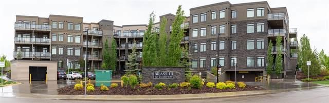 202 625 Leger Way NW, Edmonton, AB T6R 0W4 (#E4201093) :: Initia Real Estate