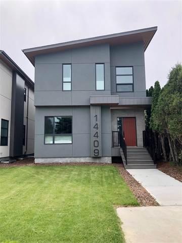 14409 80 Avenue, Edmonton, AB T5R 3K2 (#E4201423) :: Initia Real Estate