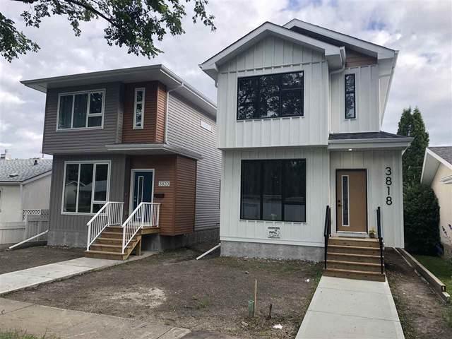 3818 113 Avenue, Edmonton, AB T5W 0R1 (#E4201467) :: RE/MAX River City