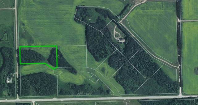 #1 470 Twp 243A Rge Rd., Rural Wetaskiwin County, AB T9A 1W8 (#E4202148) :: The Foundry Real Estate Company