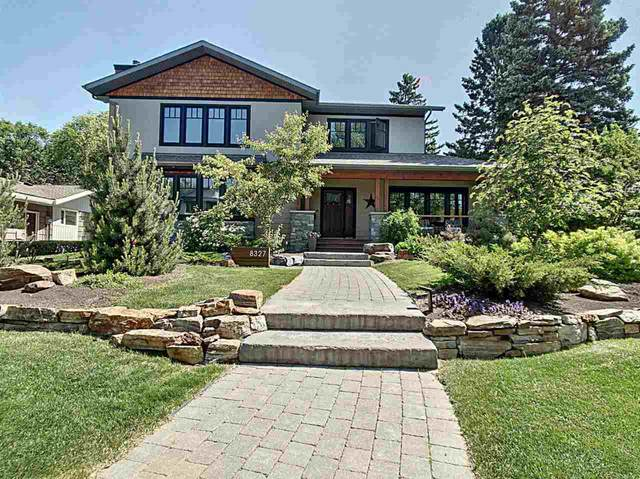 8327 120 Street, Edmonton, AB T6G 1X1 (#E4202890) :: Initia Real Estate