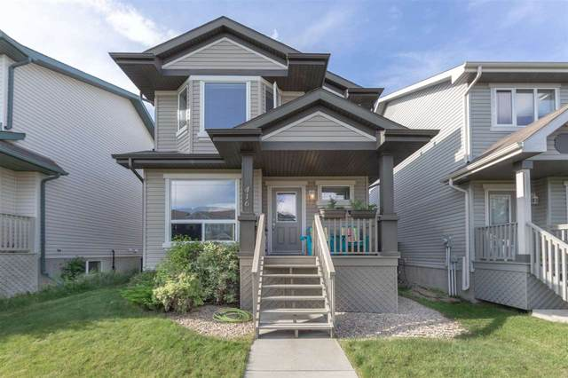 416 Keystone Way, Leduc, AB T9E 0M6 (#E4202964) :: Müve Team | RE/MAX Elite