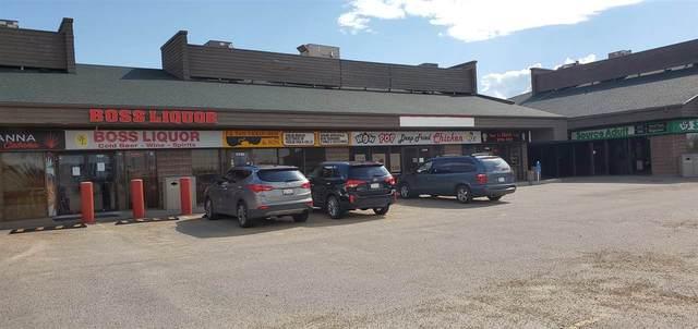 3350 Parsons Rd Nw NW, Edmonton, AB T6N 1B5 (#E4203832) :: RE/MAX River City