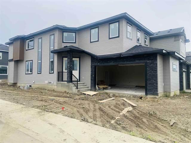 15016 14 Street, Edmonton, AB T5Y 3R5 (#E4203986) :: RE/MAX River City