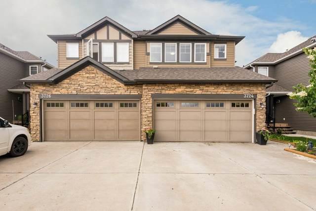 3724 Whitelaw Lane, Edmonton, AB T6W 0V9 (#E4204013) :: Initia Real Estate