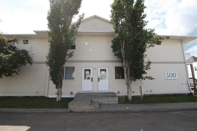 507 620 King Street, Spruce Grove, AB T7X 4K1 (#E4204489) :: Initia Real Estate