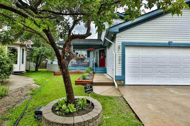202 Fairway Drive, Stony Plain, AB T7Z 1Y7 (#E4204586) :: Initia Real Estate