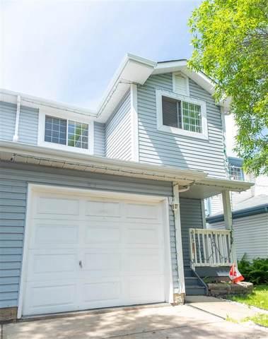 50 501 Youville Drive E, Edmonton, AB T6L 6T8 (#E4205720) :: RE/MAX River City