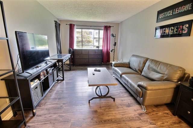 205 14816 26 Street, Edmonton, AB T5Y 2G4 (#E4205815) :: RE/MAX River City
