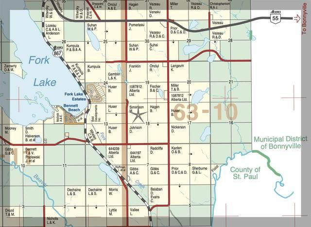 TWP Rd 632 Rr 110, Rural Lac La Biche County, AB T0A 1S1 (#E4207049) :: Müve Team | RE/MAX Elite