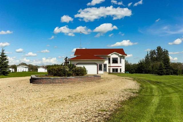 9 1319 TWP RD 510, Rural Parkland County, AB T7Z 1X1 (#E4207319) :: Müve Team | RE/MAX Elite