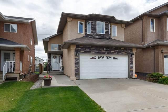 5223 164 Avenue, Edmonton, AB T5Y 0H5 (#E4207557) :: RE/MAX River City