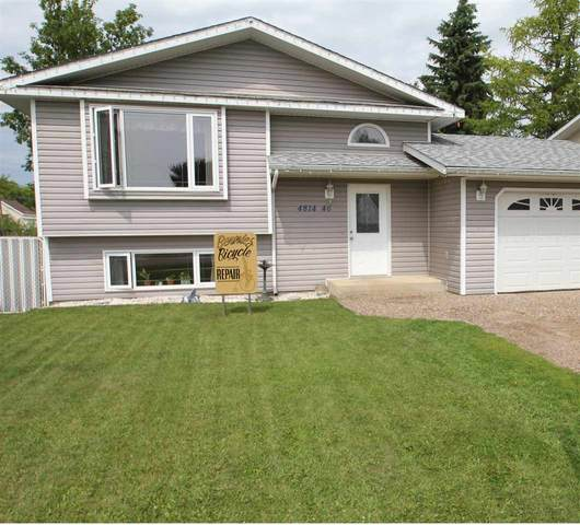 4814 46 Ave, St. Paul Town, AB T0A 3A4 (#E4207558) :: RE/MAX River City