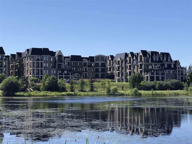 227 6083 Maynard Way, Edmonton, AB T6R 0S5 (#E4207615) :: RE/MAX River City