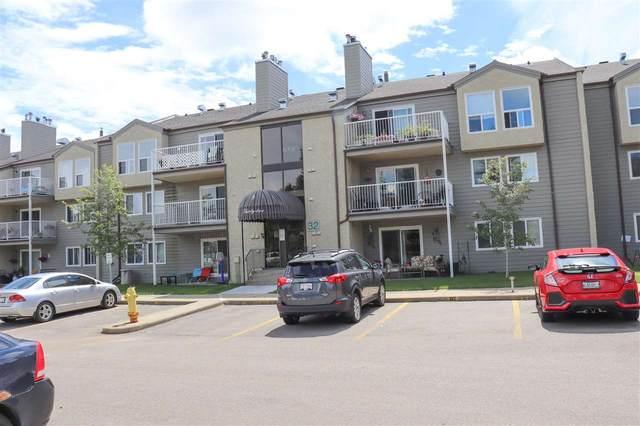 106 32 Alpine Place, St. Albert, AB T8N 3Y2 (#E4207684) :: RE/MAX River City