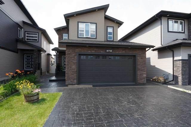 16756 60 Street, Edmonton, AB T5Y 0W5 (#E4207929) :: RE/MAX River City