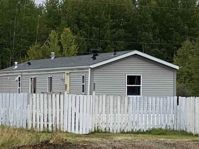 5027 49A Street, Cynthia, AB T0E 0K0 (#E4208589) :: The Foundry Real Estate Company
