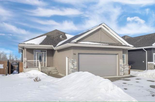 54 Newgate Way, St. Albert, AB T8N 4H1 (#E4209159) :: The Foundry Real Estate Company