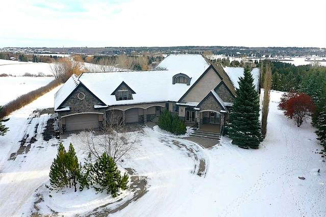 110 River Lane, Rural Sturgeon County, AB T8T 0C9 (#E4209364) :: Müve Team | RE/MAX Elite
