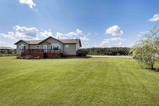5 2011 TWP RD 510, Rural Parkland County, AB T7Y 2N4 (#E4210079) :: The Foundry Real Estate Company