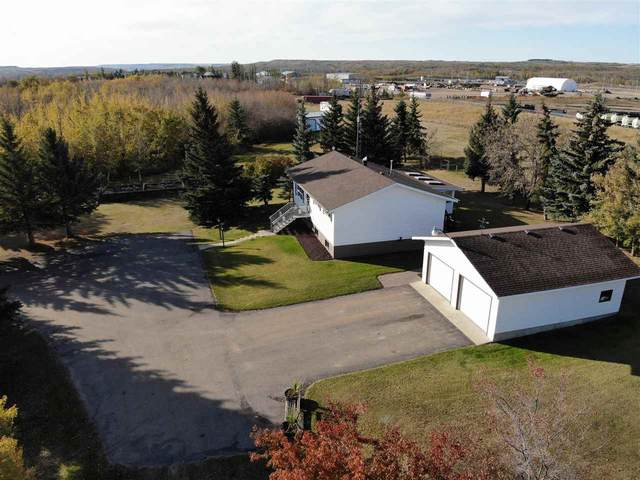 4426 47 Street, Hardisty, AB T0B 1V0 (#E4210191) :: The Foundry Real Estate Company