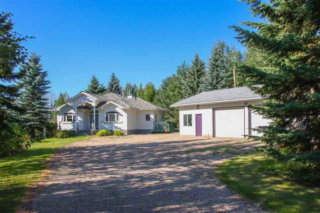 2501 52 Avenue, Rural Wetaskiwin County, AB T0C 2C0 (#E4210544) :: The Foundry Real Estate Company