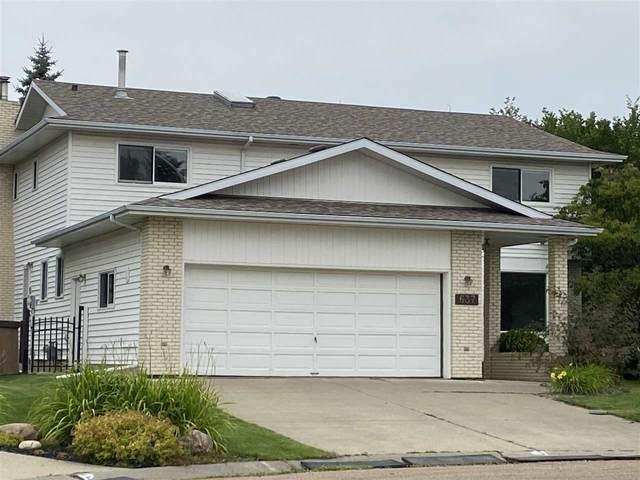 637 Butchart Wynd, Edmonton, AB T6R 1R4 (#E4210646) :: The Foundry Real Estate Company